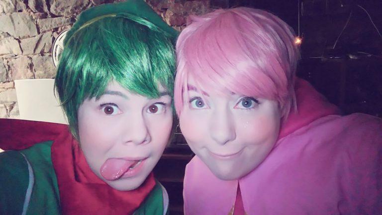 Rainbow Riders - Kirby + Yoshi