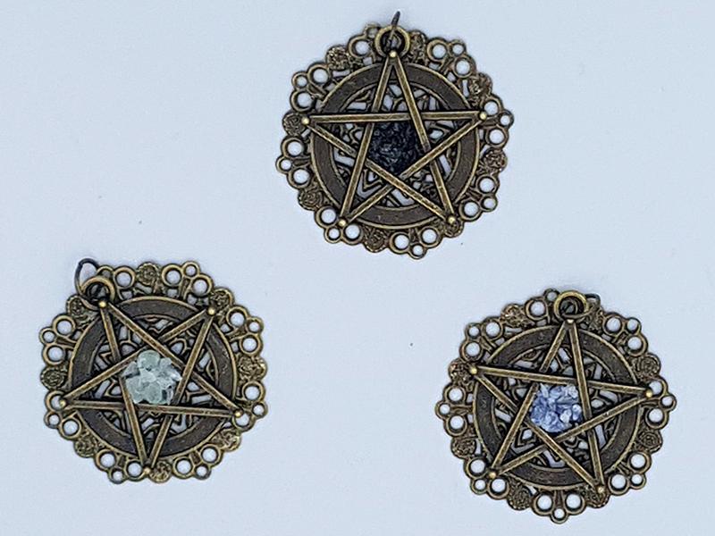 Pentagramanhänger