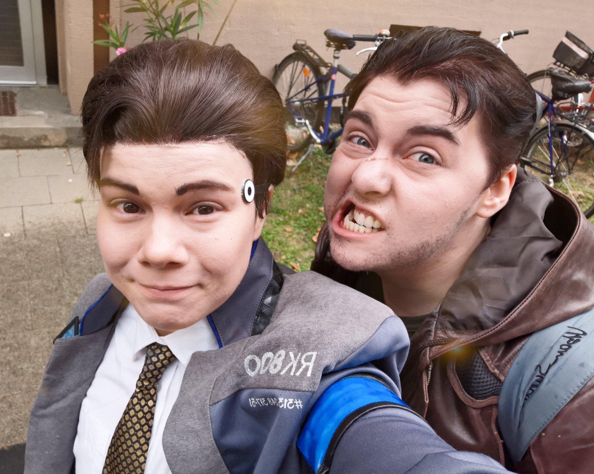 Rainbow Riders - Gavin & Connor