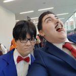 Rainbow Riders - Kogoro & Conan